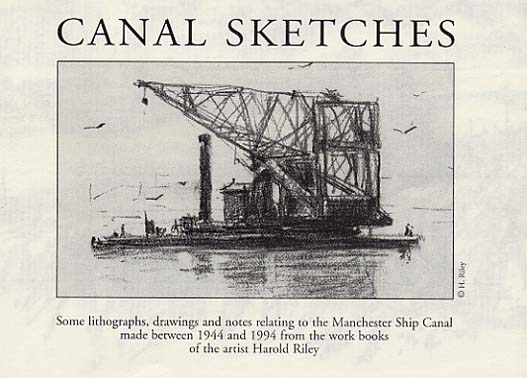 Canal Sketches