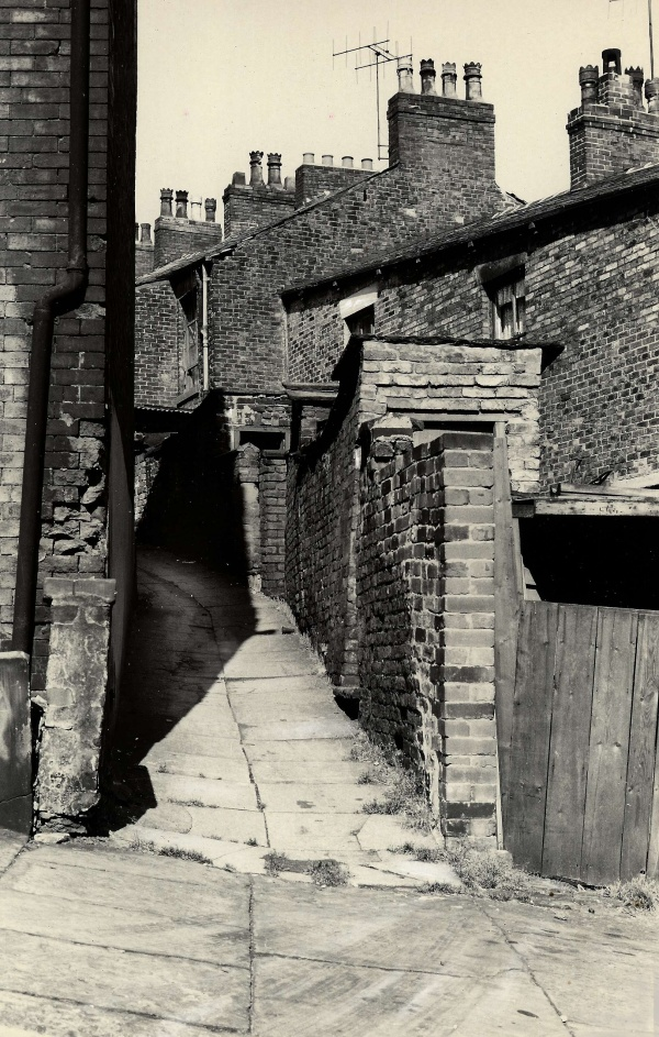 Back Entry, Seedley, Salford